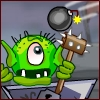 Roly-Poly Cannon: Bloody Monsters Pack 2 online game