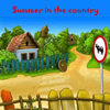 Summer in the village. 5 Differences online game