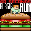 60 seconds Burger Run online game