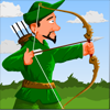 Green Archer - Shooting Game online game