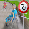 3D Wheelchair Racing online game