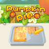 Pumpkin Pie Cooking