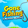 Gone Fishing - 1 minute match online game