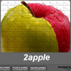 2apple jigsaw puzzle online game