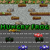 Frogger - Hungry Frog online game
