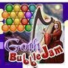 Goth BubbleJam - Bejeweled 3 Game Style online game