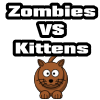 Zombies VS Kittens free Action Game online game