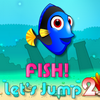 Fish Lets Jump 2 free Logic Game online game