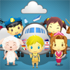 Airport Rush 2 online game
