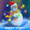 Magic night 5 Differences online game