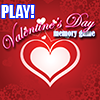 Valentines Day Memory Game - Logic Game - Denk Spiel online game