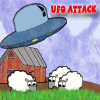 UFO Attack free Space Game online game