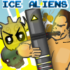 Ice Aliens free Shooting Game online game