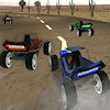3D Cross Buggy online game