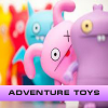 Adventure toys. Find objects online game