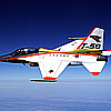 T-50 aircraft online game