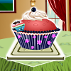 Happy Cupcake Maker free Cooking Game online game