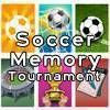 Soccer Memory Tournament free Logic Game online game