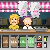 Ice cream parlor frenzy