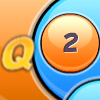 Quad Bubble Extreme Slick free Logic Game online game