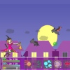 Witch Girl Rikitty free Shooting Game online game