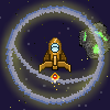 Going the Distance 7 - Going Home - Space Game online game