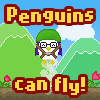 Penguins Can Fly! free Jump n Run Game online game