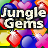 Jungle Gems - Bejeweled Style online game