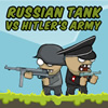 Russian Tank vs Hitlers Army online game