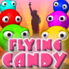 Flying Candy free Logic Game online game