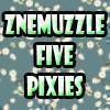 ZNEMUZZLE Five Pixies online game