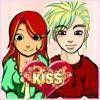 Daddys Little Girl: Kissing Game online game