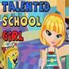 Talented School Girl - Dressup Girl Game online game