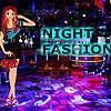 Night Fashion free Dressup Girl Game online game