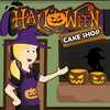 Halloween Cake Shop free Cooking Game online game