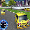 3D Taxi Racing online game