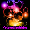 Сolored bubbles online game