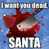 I Want You Dead, Santa online game