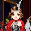 Flapper Girl Dress Up online game