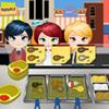 Chicken Food Cart