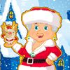 Mrs Claus free Dressup Girl Game online game
