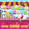 Ice-cream Booth online game