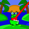 Fat Frog Frenzy online game