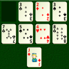 Four Pile Patience online game
