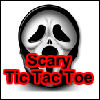 Scary Tic Tac Toe online game