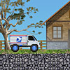 Mail Truck online game