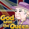 God Save the Queen online game