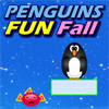 Penguins Fun Fall online game
