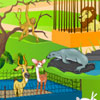 Animal Park Spot The Difference online game