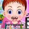 Baby Emma At Dentist online game